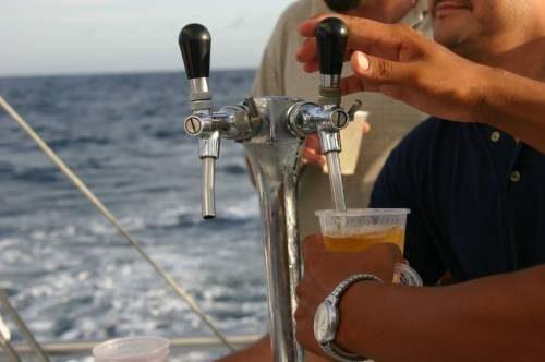 boisson et bateau
