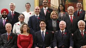 Canada's New Cabinet