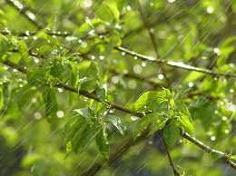 pluie soleil